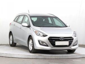 Hyundai i30 kombi, rok 2017