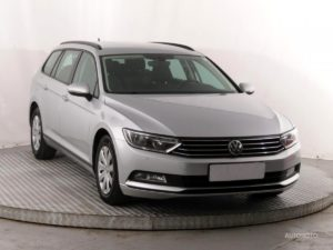 Volkswagen Passat kombi, rok 2015