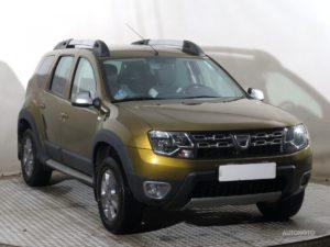 Dacia Duster suv, rok 2016