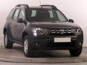 Dacia Duster suv, rok 2017