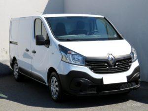 Renault Trafic užitkové vozidlo, rok 2015