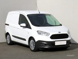 Ford Transit Courier pick up, rok 2015